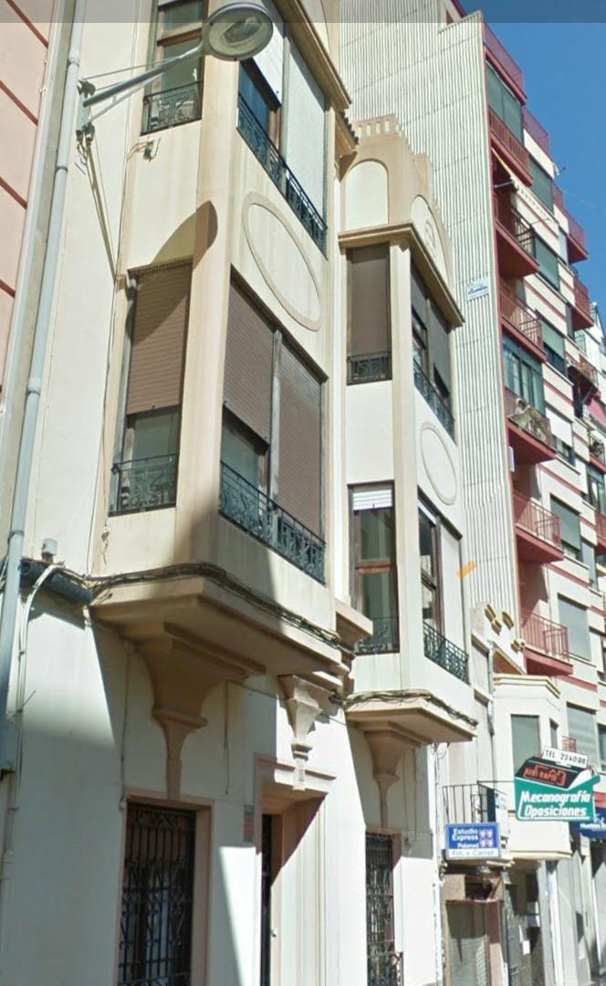 Building  Calle jover, 3. Especial inversores se vende precioso edificio en el centro de