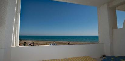 Apartamentos de alquiler vacacional en Playa El Playazo -Vera Playa , Almería