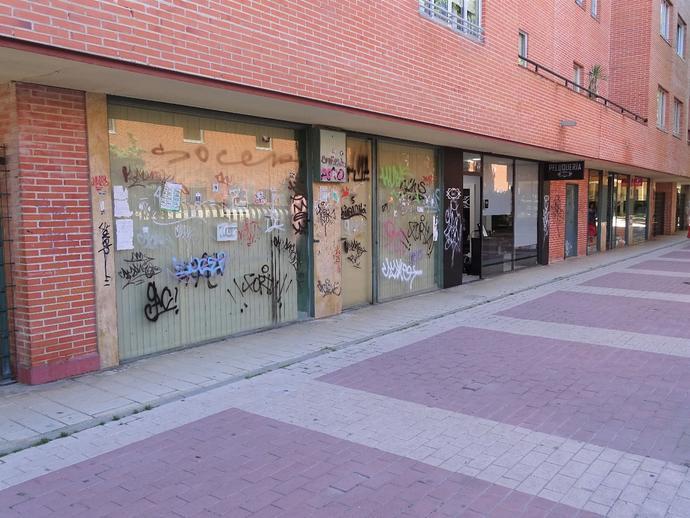 Foto 2 de Local en Mateo Seoane Sobral Parquesol