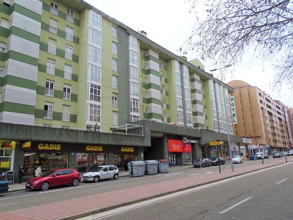 Plantas intermedias de alquiler con ascensor en Valladolid Provincia