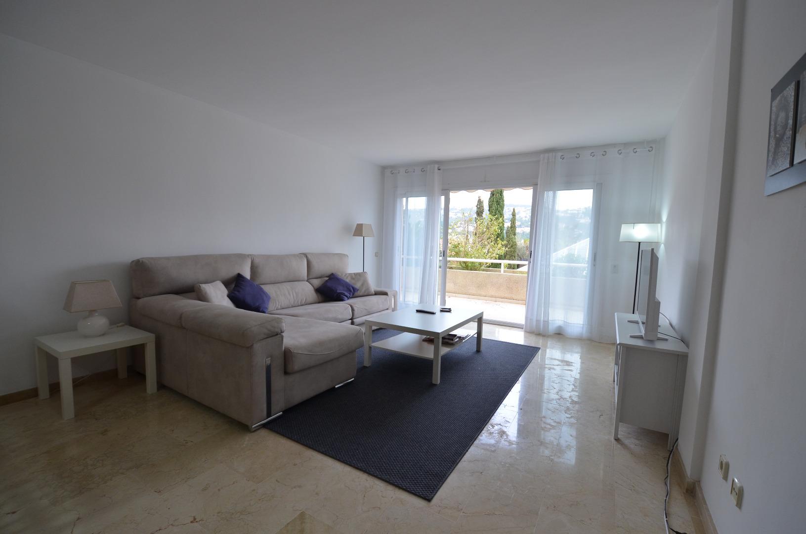 Alquiler Piso  Andratx - port d´andratx. Bonito piso muy céntrico totalmente amueblado con parking