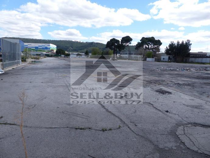 Foto 2 de Terreno industrial en La Garena