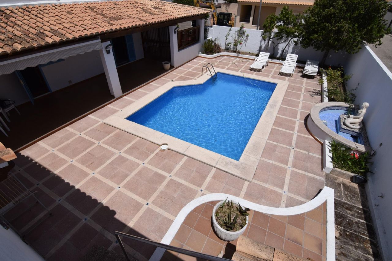 Lloguer Casa a Artà. Preciosa casa con piscina en colonia de san pedro