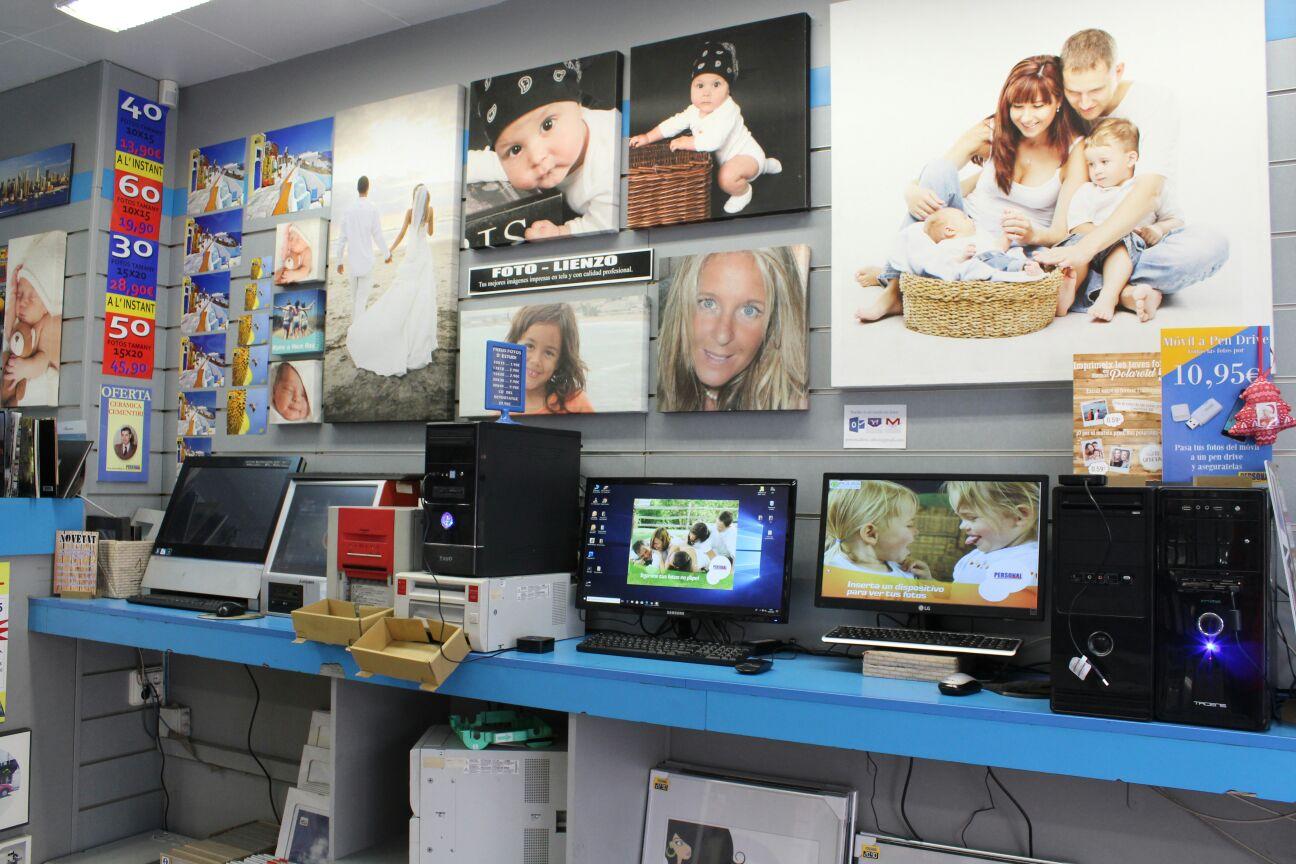Traspàs Local Comercial  Sant boi de llobregat - centre. Se traspasa negocio en pleno rendimiento.