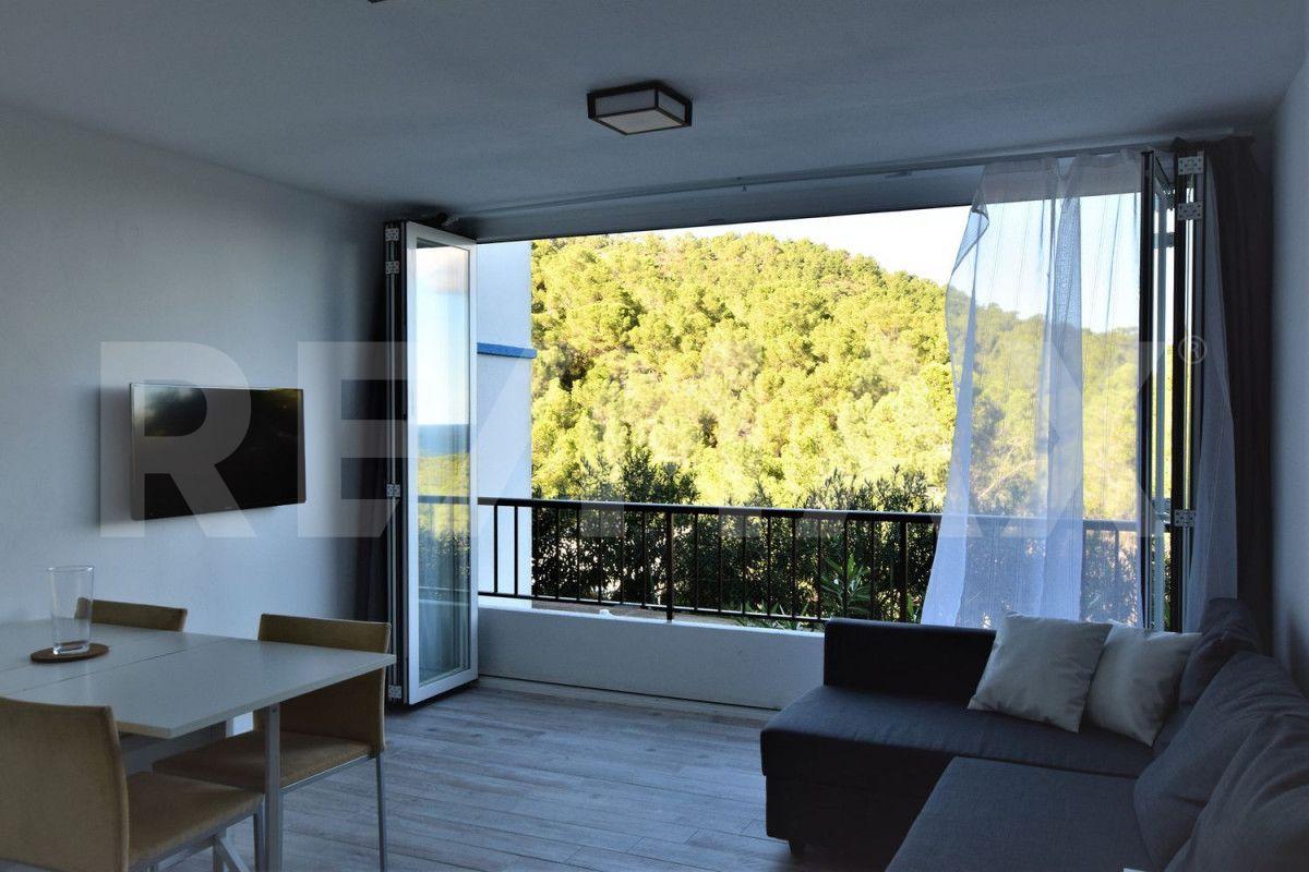 Flat  Sant joan de llabritja ,área de sant joan. Apartamento recién reformado vistas mar y monte.