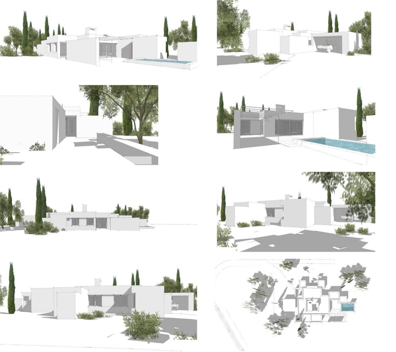 Solar urbà  Es calo - venda des monestir. Bonito terreno rústico con proyecto en la mola.  formentera es