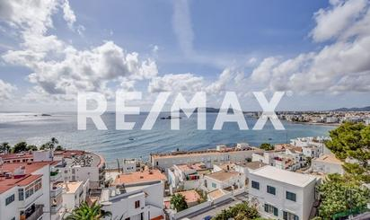 Pisos de alquiler con terraza en Ibiza - Eivissa