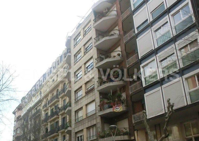 Building in Esquerra Baixa de l´Eixample