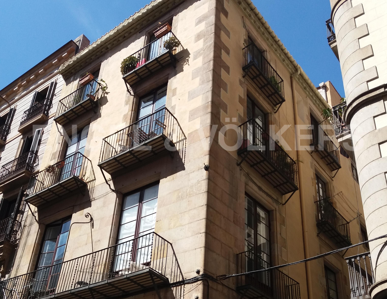 Building in Gòtic