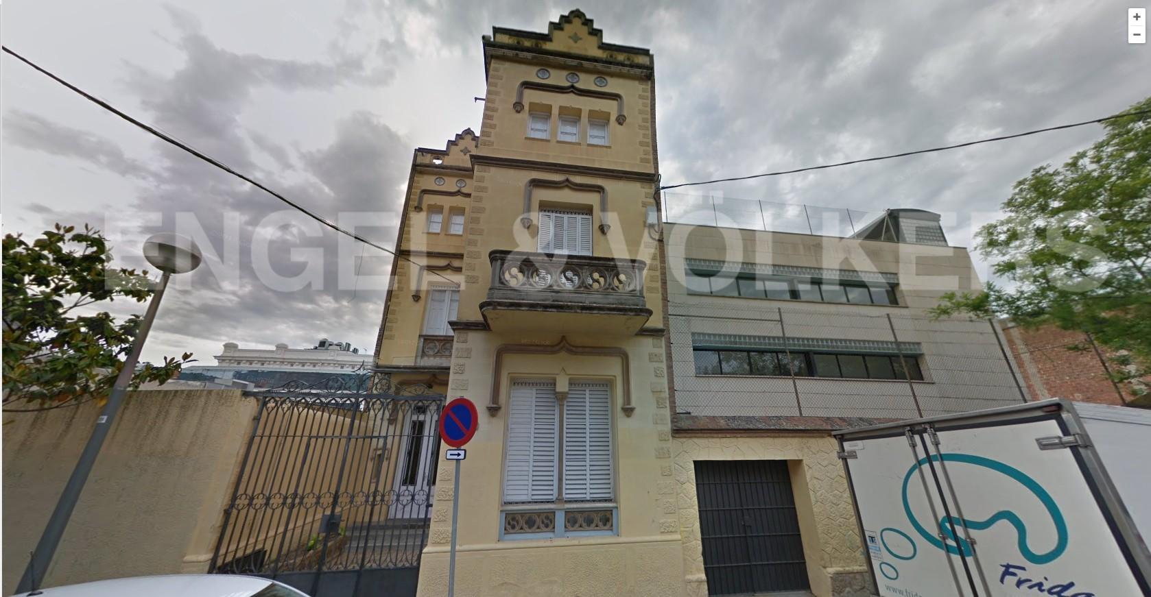 Building in Sant Gervasi - Bonanova