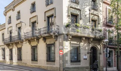 Edificios de alquiler en Sabadell