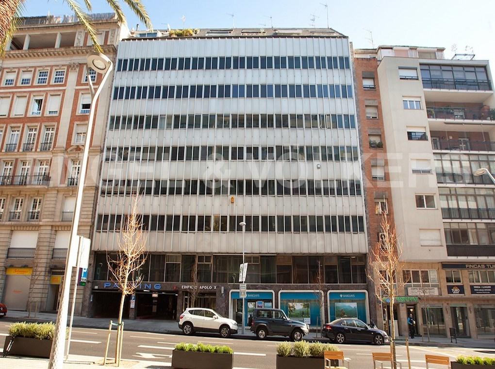 Alquiler Oficina en Sant Gervasi - Galvany