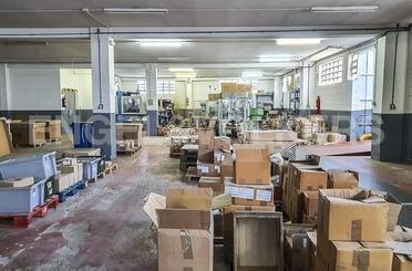 Nau industrial de lloguer a La Plana - Bellsoleig