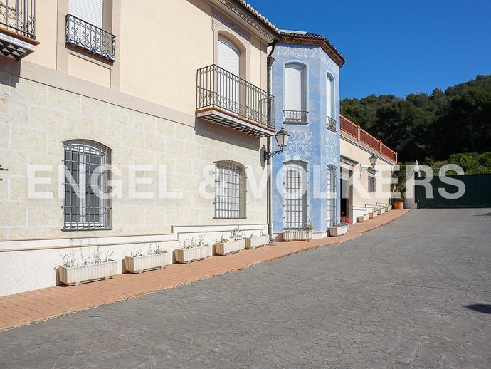 Foto 3 de Finca rústica de alquiler en Zona Urbanizaciones, Valencia
