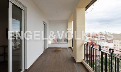 Ático de alquiler en  Valencia Capital