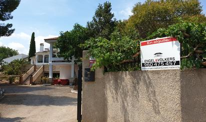Casa adosada de alquiler en La Conarda - Montesano