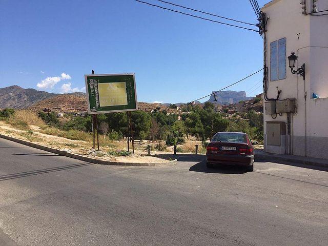 Area edificabile urbana in San Crispín-Huerta Nueva-Estación. Urbano en venta en elda (alicante) reyes magos