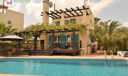 Casas en venta con piscina en Playa El Playazo -Vera Playa , Almería