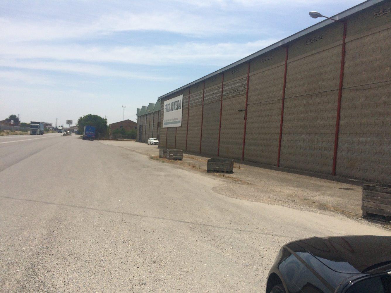 Nave industrial  Carretera ctra. n-240, km. 75,5