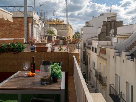 Homes for holiday rental at Sitges