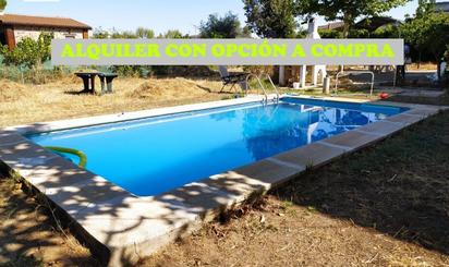 Chalets de alquiler con jardín en España