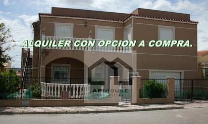 Casa o chalet de alquiler en San Fulgencio