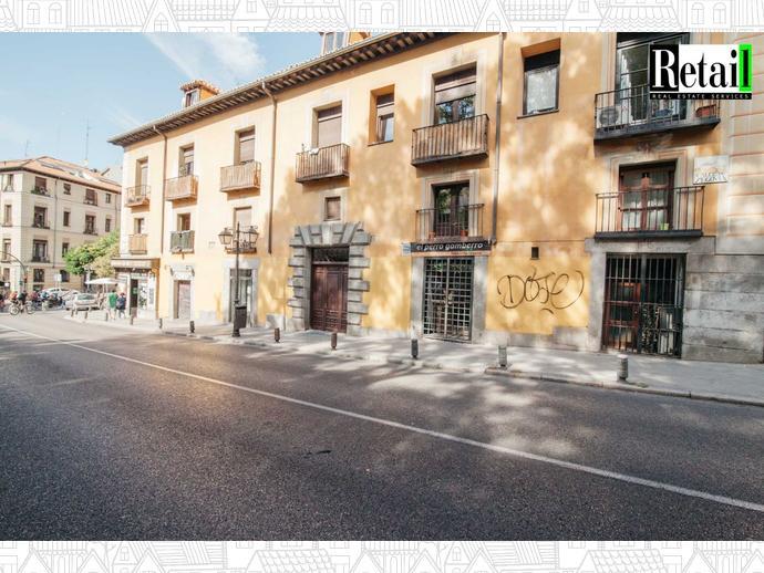 Foto 2 de Local comercial en Calle Segovia / Palacio,  Madrid Capital