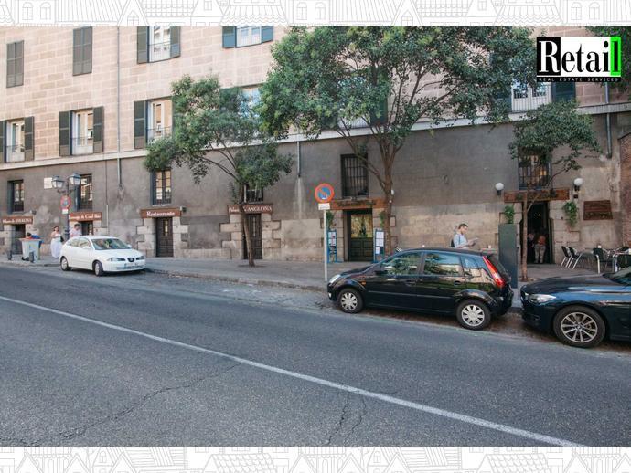 Foto 11 de Local comercial en Calle Segovia / Palacio,  Madrid Capital