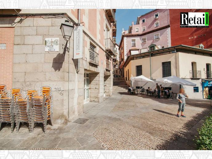 Foto 1 de Local comercial en Calle Segovia / Palacio,  Madrid Capital
