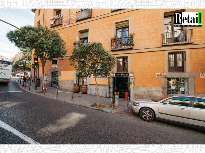 Foto 12 de Local comercial en Calle Segovia / Palacio,  Madrid Capital