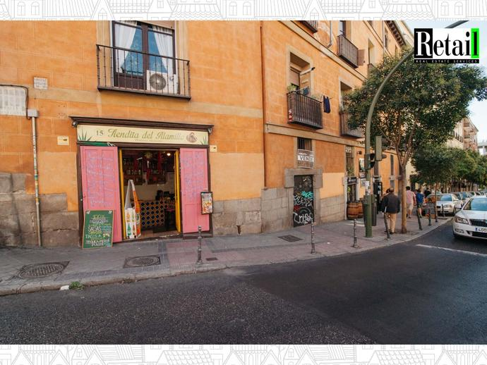 Foto 3 de Local comercial en Calle Segovia / Palacio,  Madrid Capital