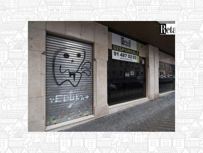 Foto 1 de Local comercial en Calle Granada / Pacífico,  Madrid Capital