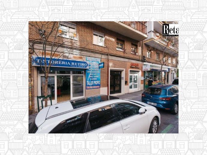 Foto 14 de Local comercial en Calle Granada / Pacífico,  Madrid Capital
