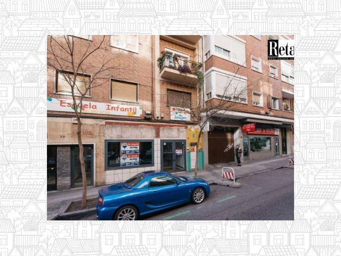 Foto 15 de Local comercial en Calle Granada / Pacífico,  Madrid Capital