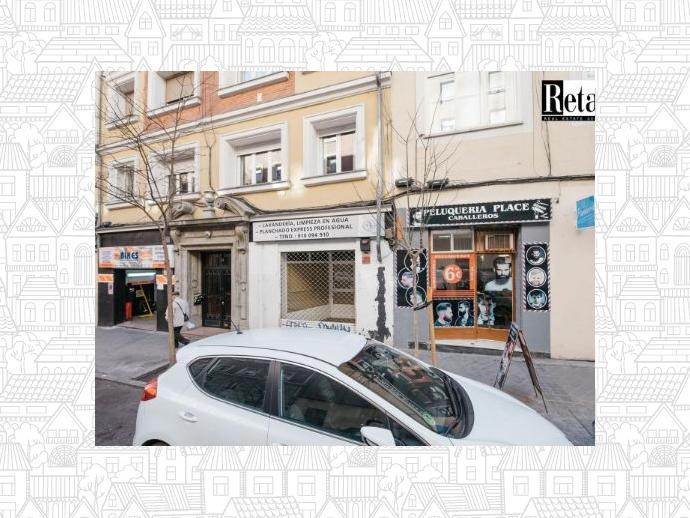 Foto 17 de Local comercial en Calle Granada / Pacífico,  Madrid Capital