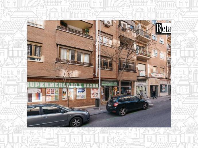 Foto 18 de Local comercial en Calle Granada / Pacífico,  Madrid Capital