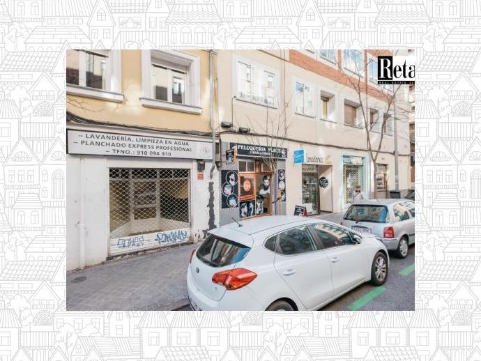 Foto 19 de Local comercial en Calle Granada / Pacífico,  Madrid Capital