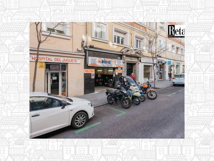 Foto 21 de Local comercial en Calle Granada / Pacífico,  Madrid Capital