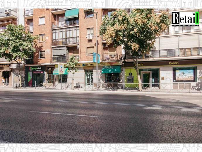 Foto 6 de Local comercial en Calle General Ricardos / San Isidro,  Madrid Capital