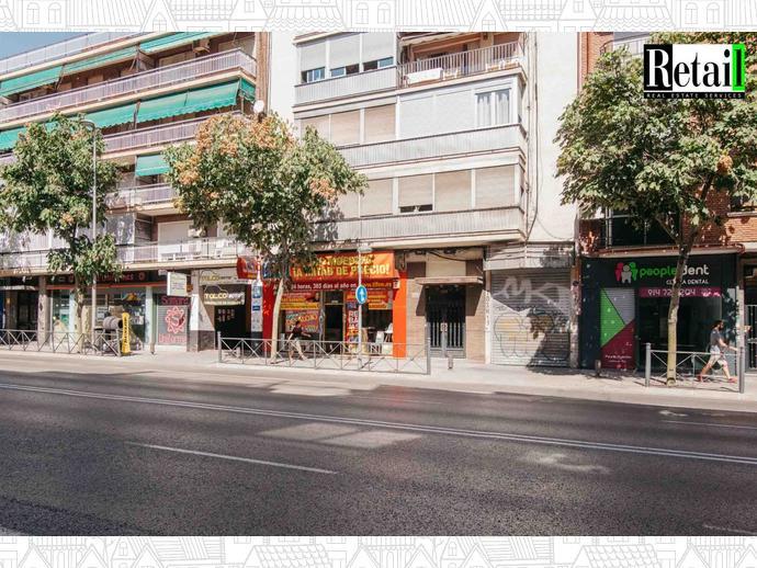 Foto 7 de Local comercial en Calle General Ricardos / San Isidro,  Madrid Capital