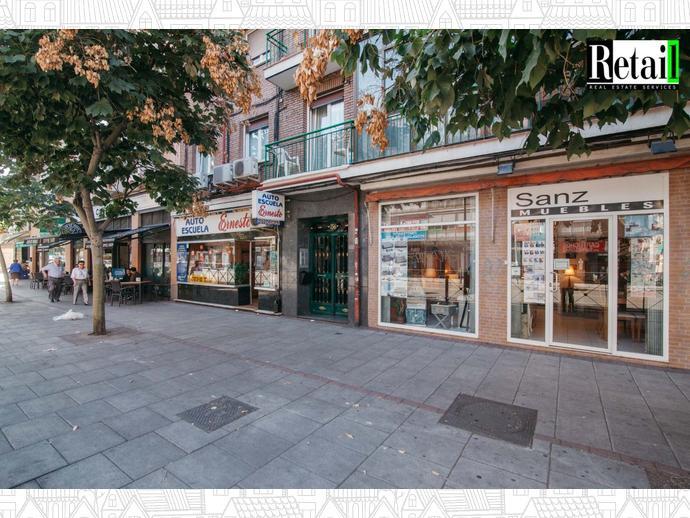 Foto 8 de Local comercial en Calle General Ricardos / San Isidro,  Madrid Capital