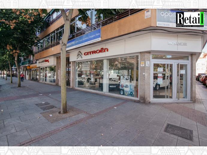 Foto 1 de Local comercial en Calle General Ricardos / San Isidro,  Madrid Capital