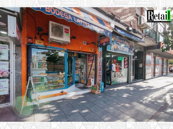 Foto 4 de Local comercial en Calle General Ricardos / San Isidro,  Madrid Capital