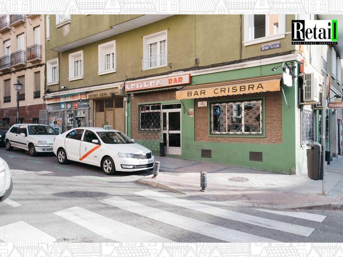 Foto 2 de Local comercial en Calle Porvenir / Fuente del Berro,  Madrid Capital