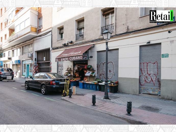 Foto 3 de Local comercial en Calle Porvenir / Fuente del Berro,  Madrid Capital