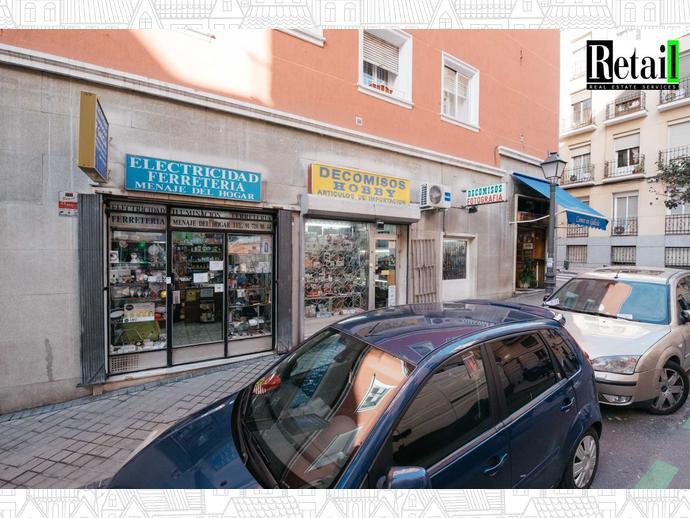 Foto 4 de Local comercial en Calle Porvenir / Fuente del Berro,  Madrid Capital