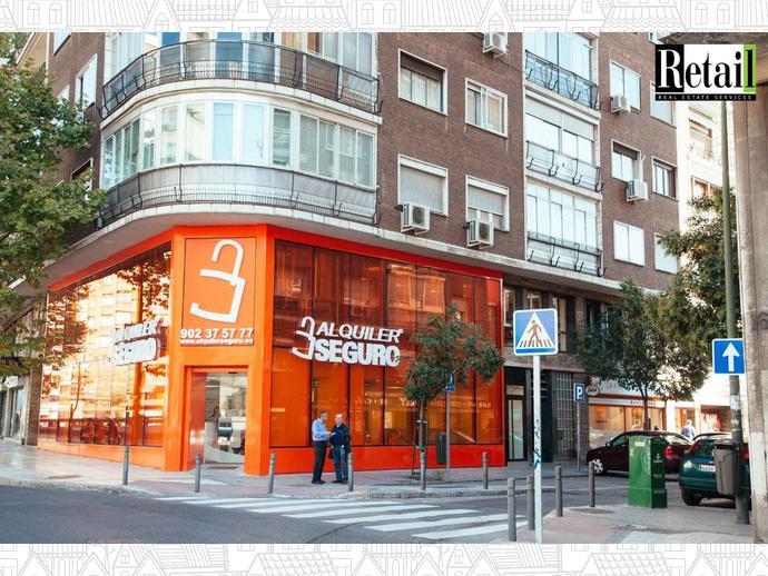 Foto 1 de Local comercial en Salamanca - Guindalera / Guindalera,  Madrid Capital