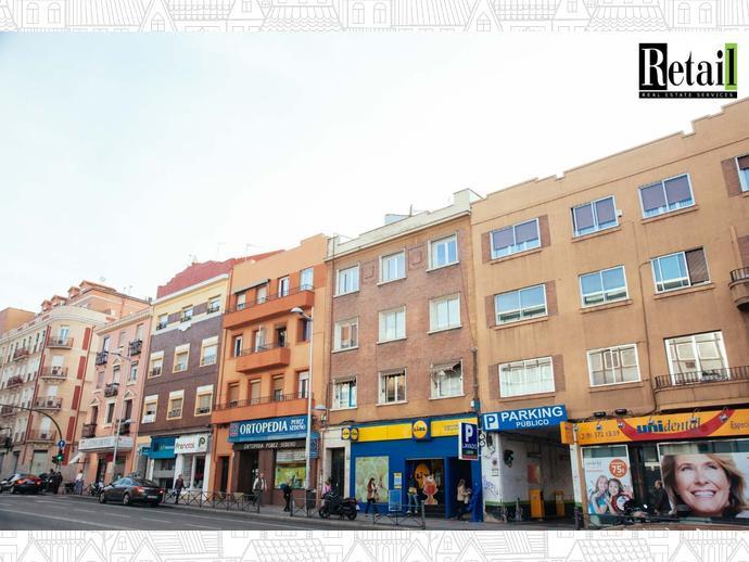 Foto 3 de Edificio en Calle Bravo Murillo / Castillejos,  Madrid Capital