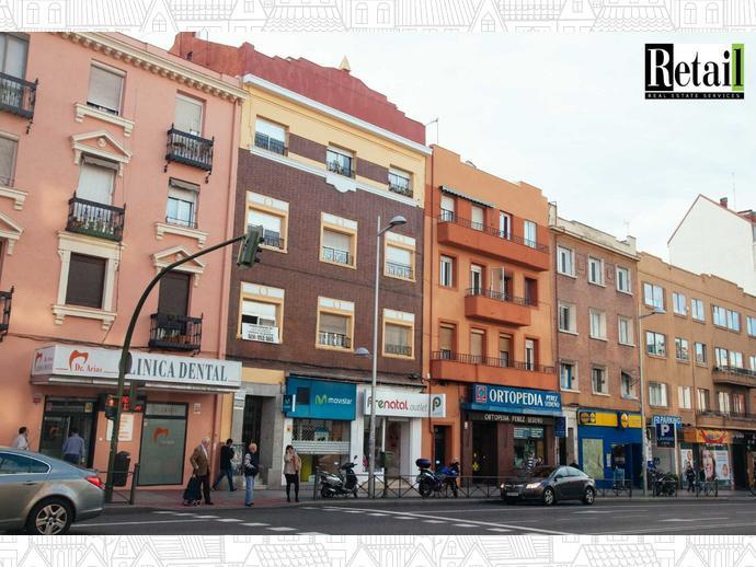 Foto 1 de Edificio en Calle Bravo Murillo / Castillejos,  Madrid Capital