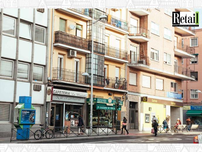 Foto 5 de Edificio en Calle Bravo Murillo / Castillejos,  Madrid Capital